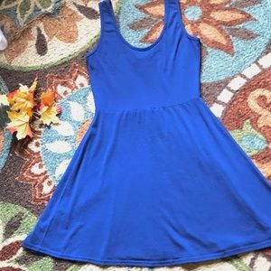 Rue21 • Royal Blue Fit and Flare Dress